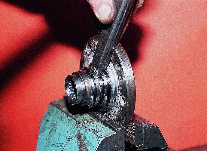 Фото №16 - какой подшипник передней ступицы ВАЗ 2110 лучше