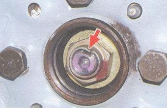 Воздушный фильтр на акцентска
